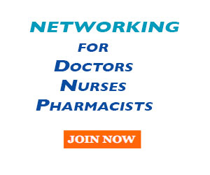 Networking for doctors, nurses, pharmacists