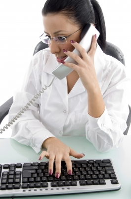 Healthcare provider communication