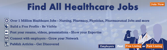 Find Hospital Management Jobs